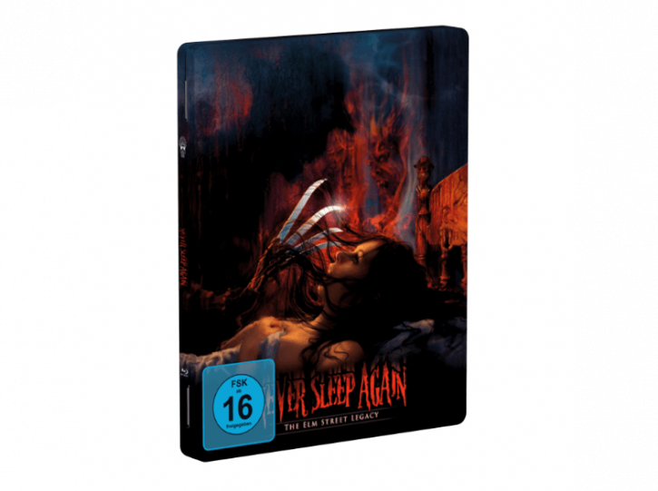 Never Sleep Again (Future Pak) [Blu-ray]