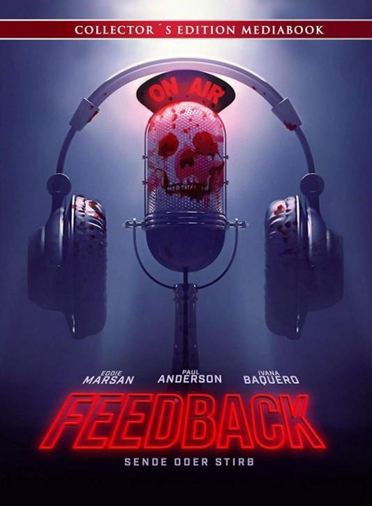 Feedback - Sende oder stirb - Collectors Edition Mediabook [Blu-ray+DVD]