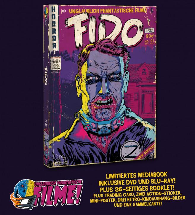 Fido - Limited Mediabook Edition (Unglaublich Phantastische Filme-Collection #1) [Blu-ray+DVD]