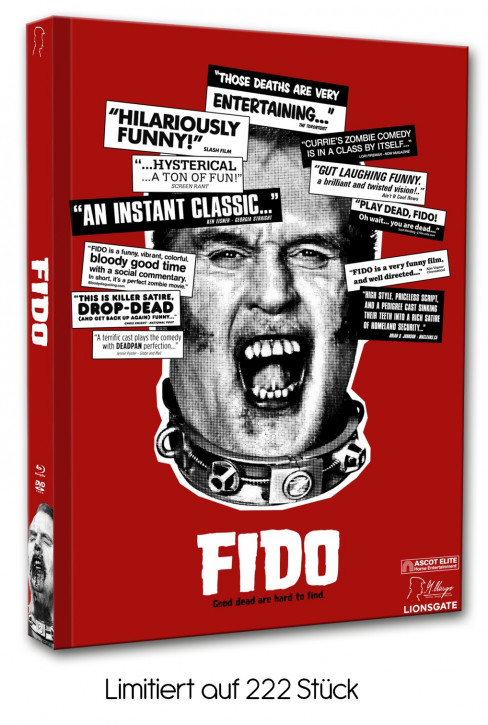 Fido - Limited Mediabook Edition - Cover B [Blu-ray+DVD]