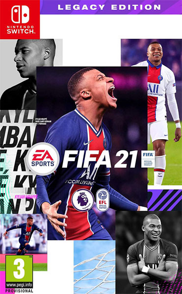 Fifa 21 - Legacy Edition [Nintendo Switch]