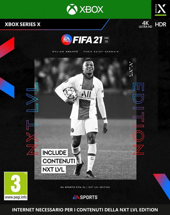 Fifa 21 - Next Level Edition [Xbox Series X]
