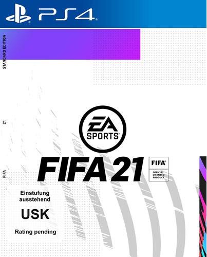 Fifa 21 [PS4]
