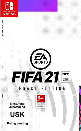 Fifa 21 - Legacy Edition [Nintendo Switch]