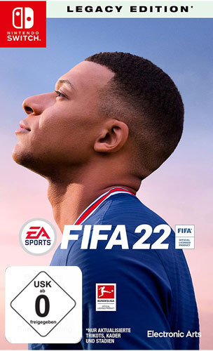 Fifa 22 - Legacy Edition [Nintendo Switch]
