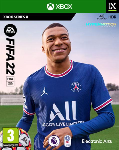 Fifa 22 [Xbox Series X]