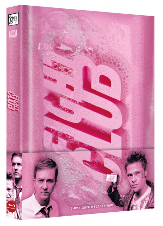 Fight Club - Limited Soap Edition [Blu-ray+DVD]