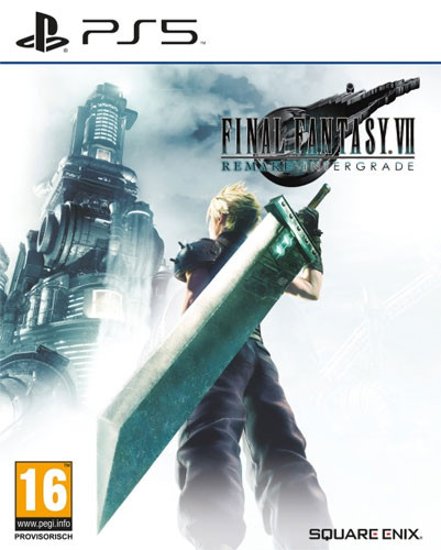 Final Fantasy VII (7) Remake Intergrade [PS5]