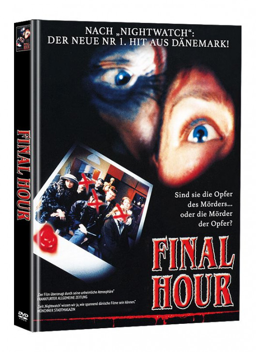 Final Hour - Limited Mediabook Edition (Super Spooky Stories #136) [DVD]