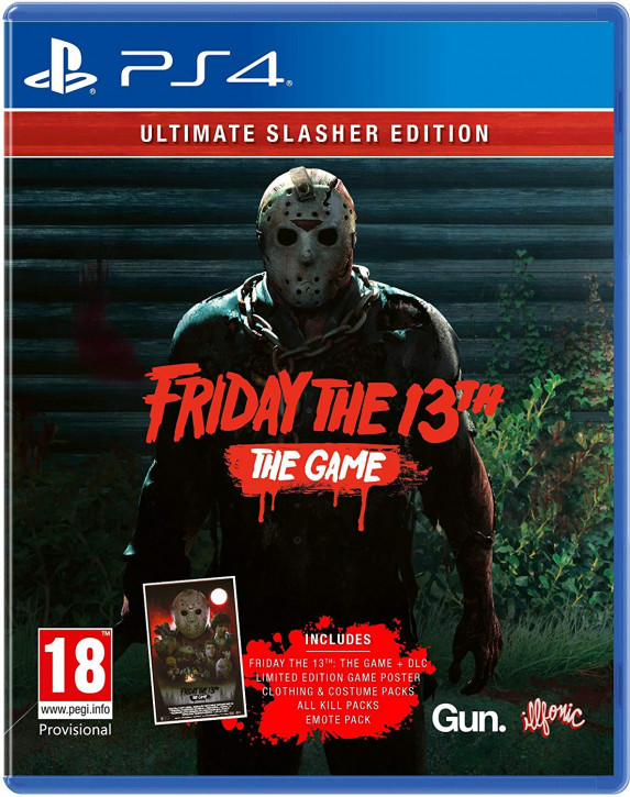 Friday 13th Ultimate Slasher [PS4]