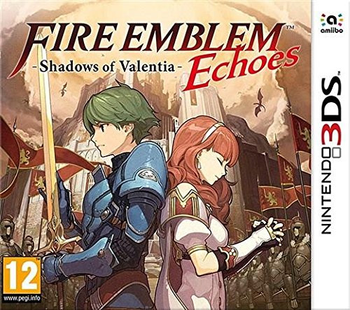 Fire Emblem Echoes: Shadows of Valentia [N3DS]