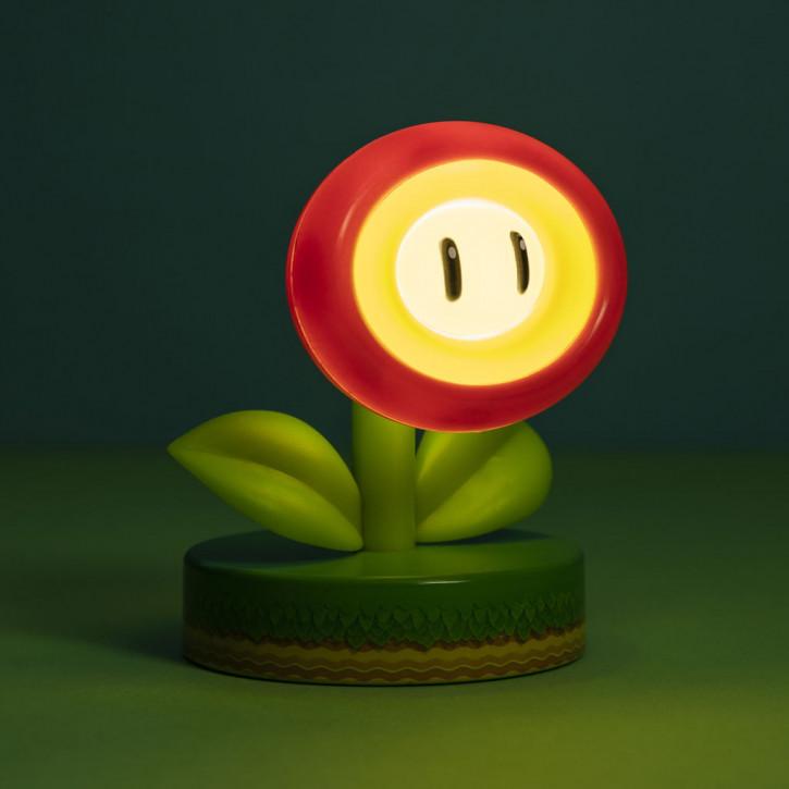 Icon Licht: Super Mario - Fire Flower