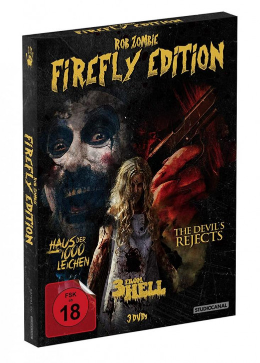 Rob Zombie - Firefly Edition [DVD]