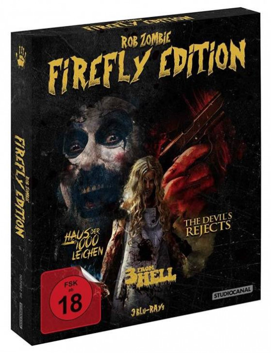 Rob Zombie - Firefly Edition [Blu-ray]