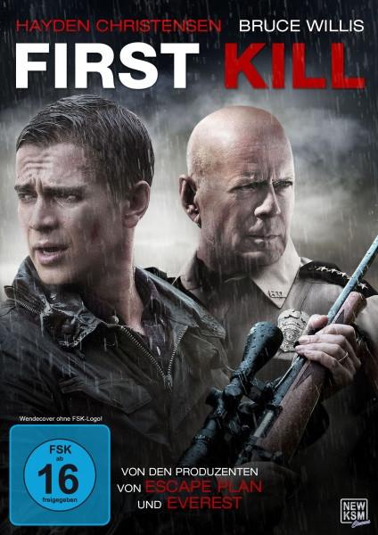 First Kill [DVD]