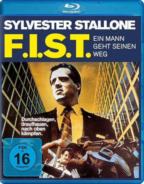 F.I.S.T. - Ein Mann geht seinen Weg [Blu-ray]