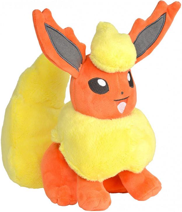 Pokemon - Flamara - Plüschtier