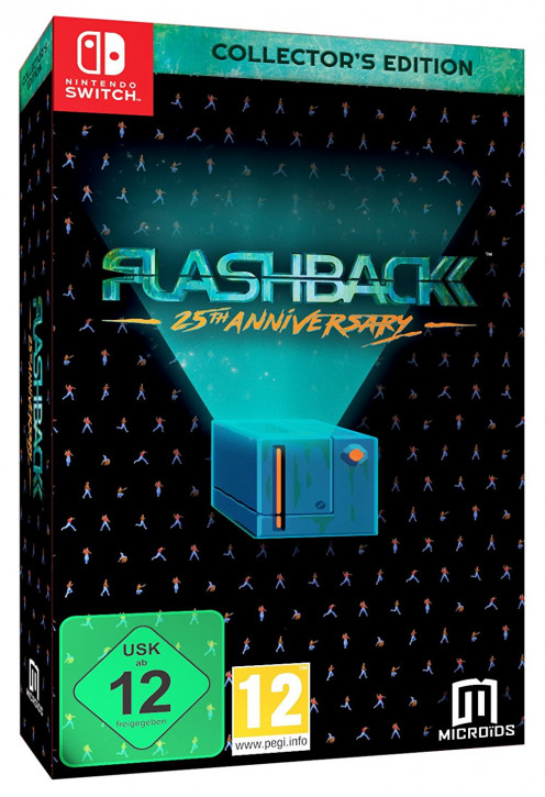 Flashback 25th Anniversary [Nintendo Switch]