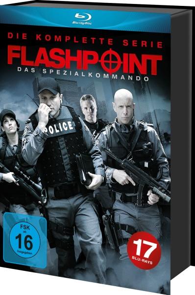 Flashpoint - Die komplette Serie [Blu-ray]