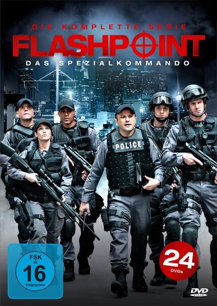 Flashpoint - Die komplette Serie [DVD]