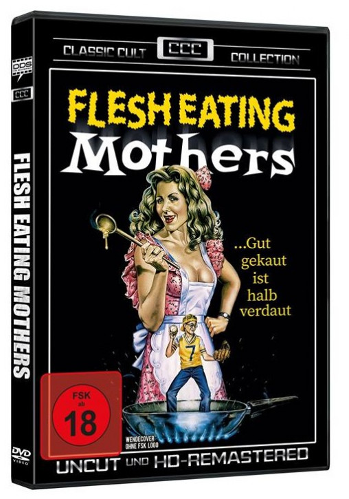 Flesh Eating Mothers - Classic Cult Collection [DVD]
