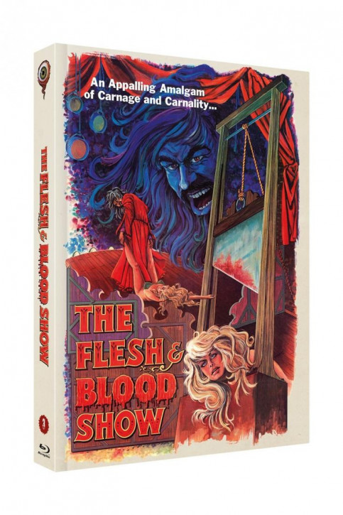 The Flesh and Blood Show - Limited Mediabook - Cover A [Blu-ray+DVD]