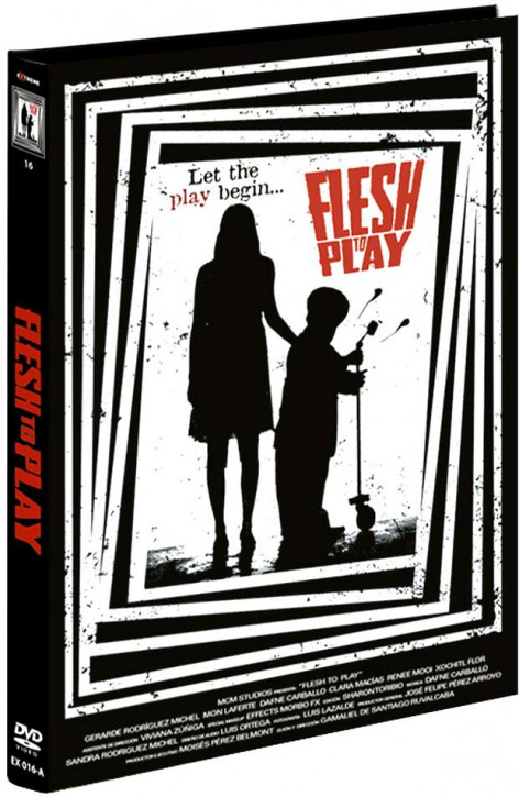 Flesh to Play - Limited Mediabook Edition - Cover A [DVD]
