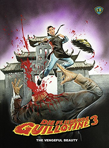 Die fliegende Guillotine 3 - Limited Edition- Cover D [Blu-ray+DVD]