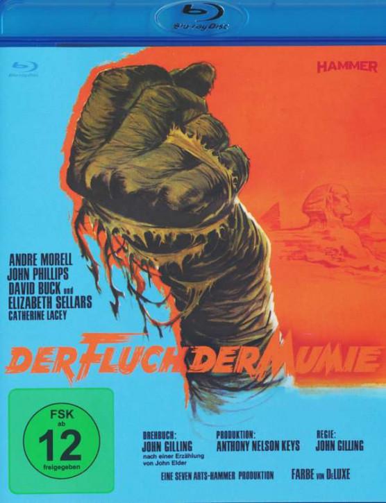 Der Fluch der Mumie [Blu-ray]