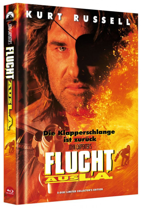 Flucht aus L.A. - Limited Collector's Edition [Blu-ray+DVD]