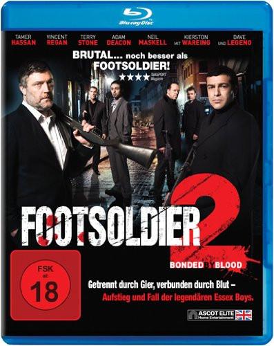 Footsoldier 2 (Uncut) [Blu-ray]