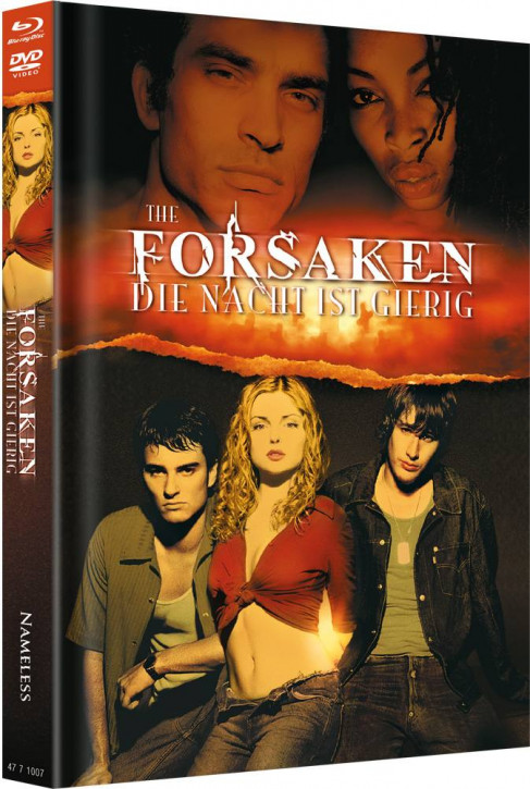 Forsaken - Limited Mediabook Edition - Cover B [Blu-ray+DVD]