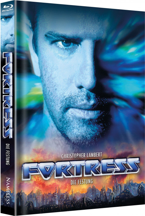 Fortress - Die Festung - Limited Mediabook Edition - Cover B [Blu-ray+DVD]