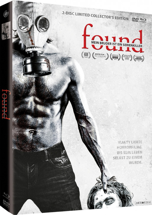 Found - Limited Collectors Edition - Cover A [Blu-ray+DVD]