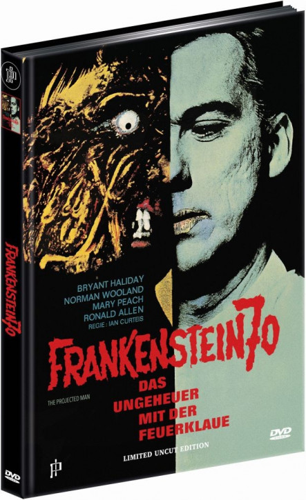 Frankenstein 70 - Mediabook - [DVD]
