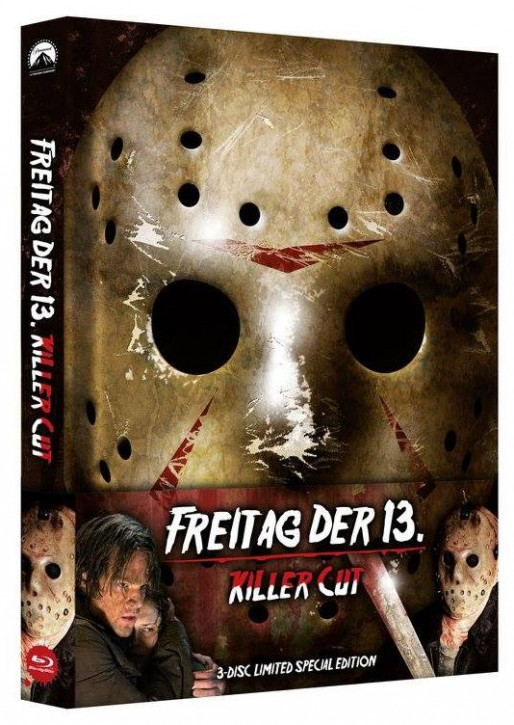 Freitag der 13. - Killer Cut - Limited Special Edition [Blu-ray+DVD]