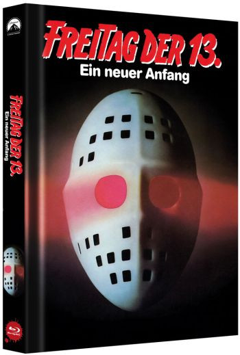 Freitag der 13. - Teil 5 - Limited Collectors Edition Mediabook - Cover B [Blu-ray]