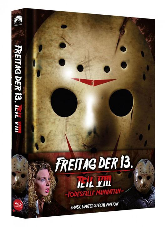 Freitag der 13. Teil VIII - Todesfalle Manhattan - Limited Special Edition [Blu-ray+DVD]