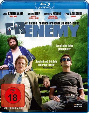 Frenemy - Mit diesen Freunden brauchst Du keine Feinde [Blu-ray]