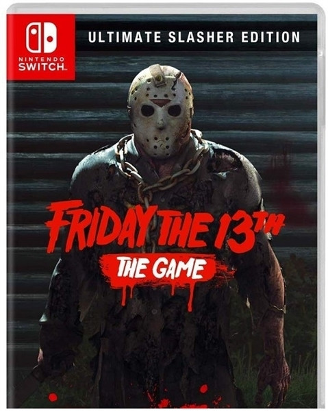 Friday the 13th: The Game - Ultimate Slasher Edition [Nintendo Switch]