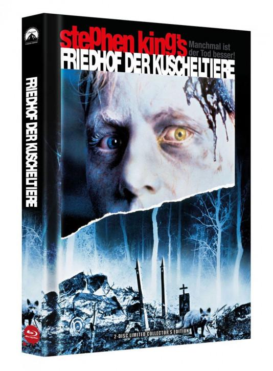 Stephen King's Friedhof der Kuscheltiere - Manchmal ist der Tod besser! - Limited Collector's Edition [Blu-ray+DVD]