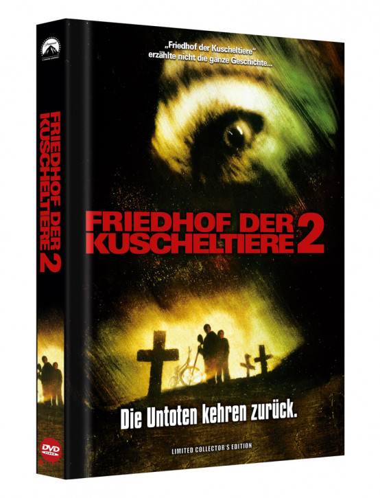Friedhof der Kuscheltiere 2 - Limited Collector's Edition [DVD]