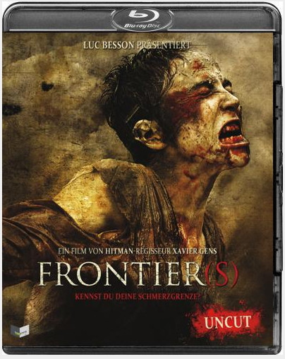 Frontier(s) - Uncut [Blu-ray]