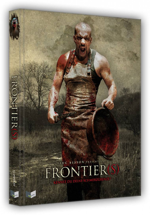 Frontiers - Limited Collectors Edition- Cover B [Blu-ray+DVD]