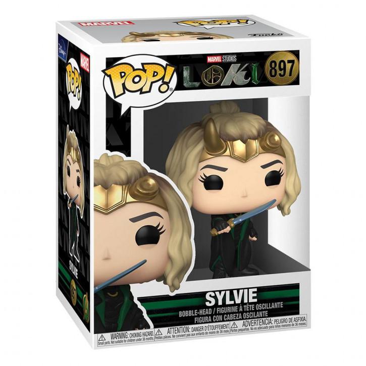 FunKo Movie: Loki - Sylvie - Pop Vinyl Figure 897