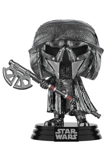 Star Wars POP! - KOR Axe (Chrome) - Vinyl Figur