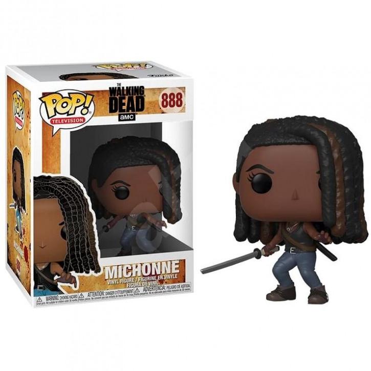 Funko POP! TV: Walking Dead - Michonne - Pop Vinyl Figure 888