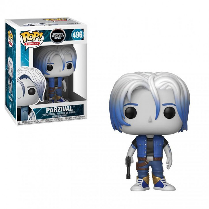 FunKo Movie: Ready Player One - Pop Vinyl Figure 496 - Parzival
