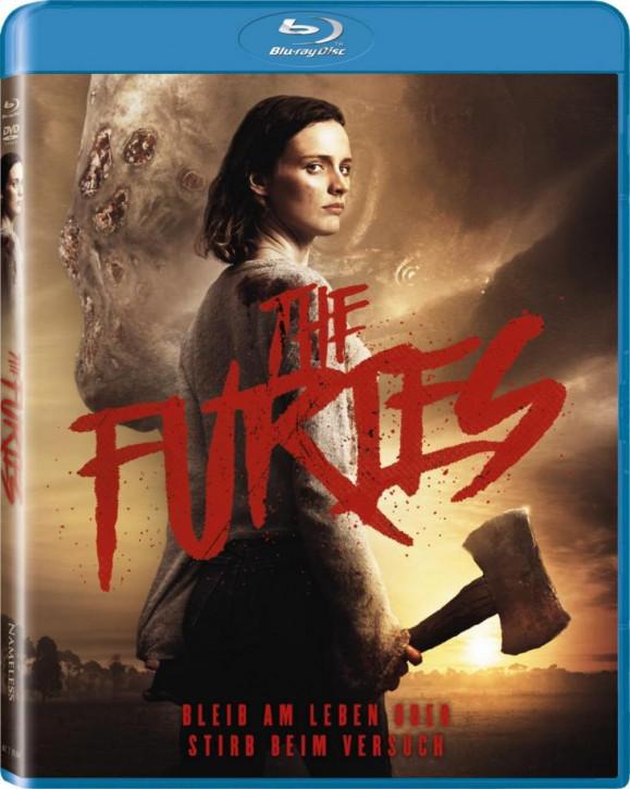 The Furies - Uncut [Blu-ray+DVD]