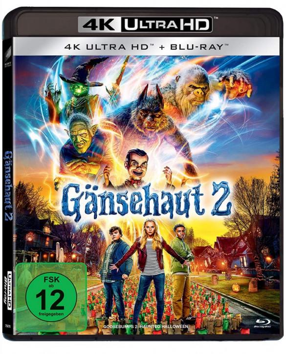 Gänsehaut 2 [4K UHD+Blu-ray]